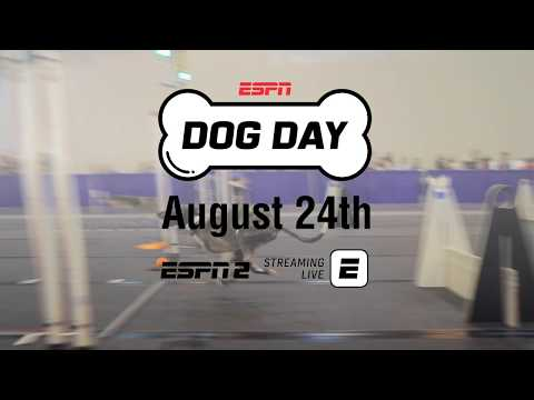 ESPN DOG DAY AUG 24 PROMO :30