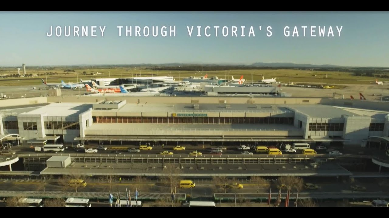 Journey Through Melbourne Airport - A Behind the Scenes ...