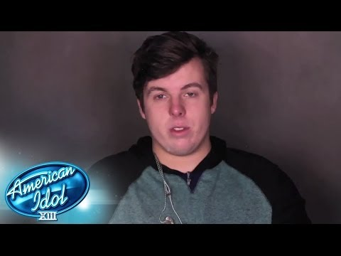 Alex Preston: Top 3 Finalist Diaries - AMERICAN IDOL SEASON XIII