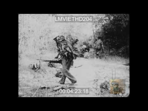 CAPTURED VIET CONG FILM - VIETNAM WAR