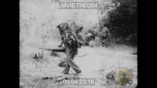 CAPTURED VIET CONG FILM  - LMVIETHD204