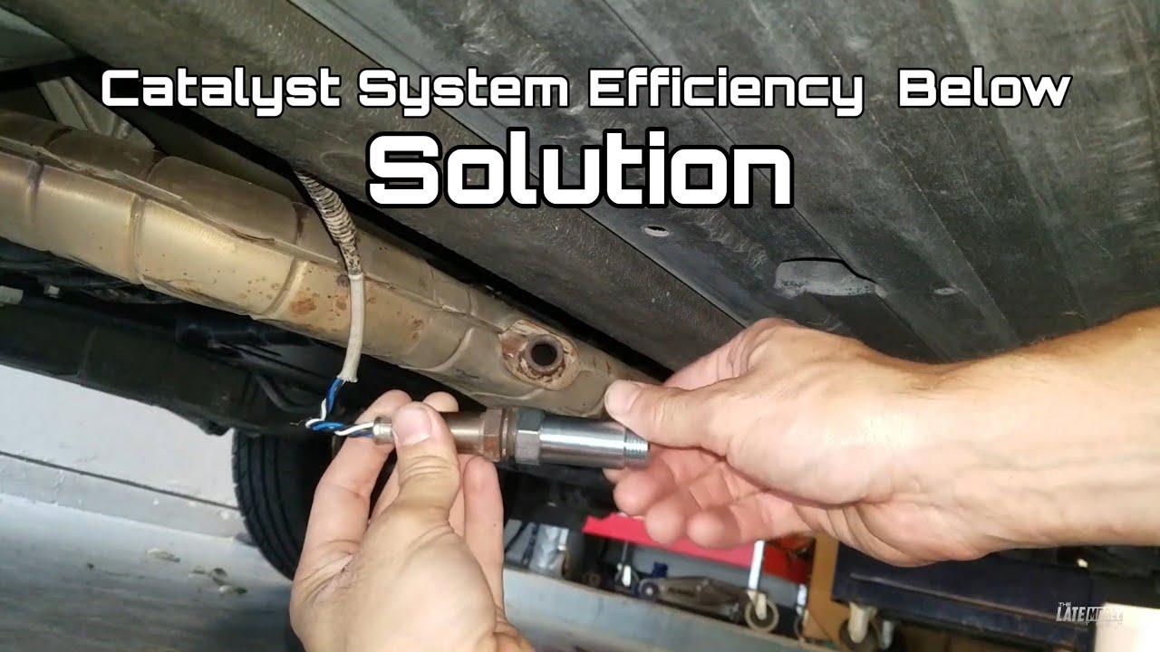 🏎 P0430 Cheap Permanent Fix for my Lexus IS300 P0420 check engine light