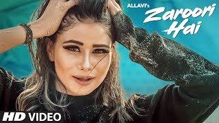 Zaroori Hai Allavi Mp3 Song Download