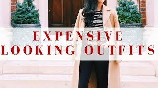 How To Look Expensive: 6 Easy Outfits