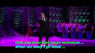 3 Sway   Karaoke no vocal   Michael Buble