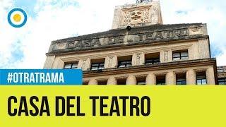 La casa del teatro en Otra trama