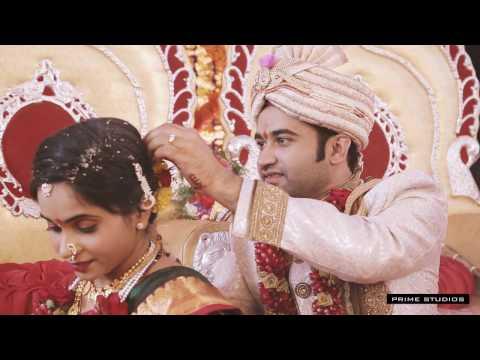 Vassant & Siddhi Wedding Highlights