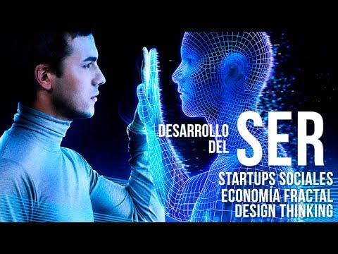 TALLER ONLINE   DESARROLLO DEL SER   STARTUPS SOCIALES   DESIGN THINKING   ECONOMÍA FRACTAL