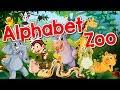 Alphabet Zoo   ABC Song for Kids   Alphabet Song   Jack Hartmann