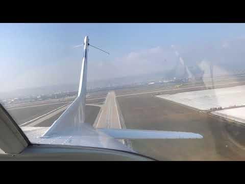 Bratislava Airport Take-off (VFR)
