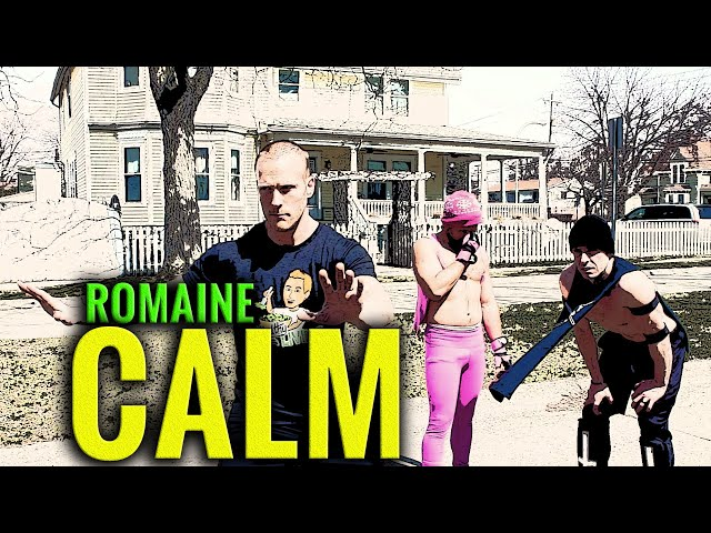 The Following Announcement Show - Romaine Calm