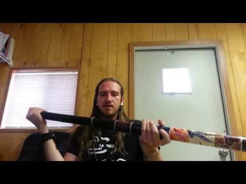 Didgeridoo Review: X8 Drums Slide Didge