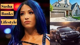 Sasha Banks Lifestyle - Net Worth, Biography, Income, Car, Family and Interesting Facts