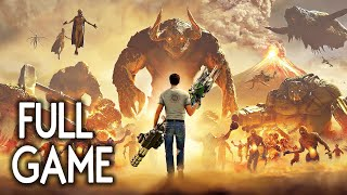 Serious Sam 4 - FULL GAME Walkthrough Gameplay No Commentary