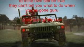 Lifeseeker - Gone Guru (with lyrics)