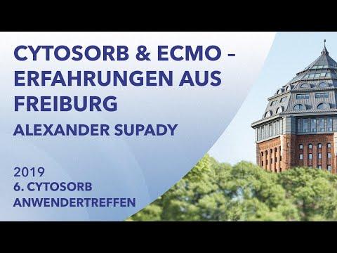 CytoSorb und ECMO - Erfahrungen aus Freiburg | Alexander Supady