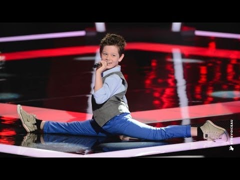 Sebastian Sings When I Was Your Man | The Voice Kids Australia 2014