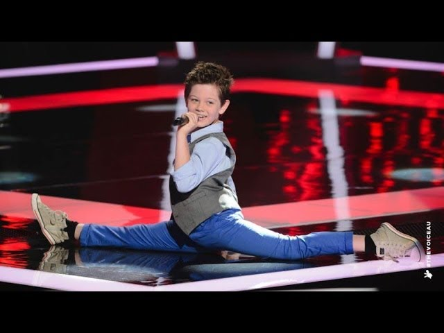 Sebastian Sings When I Was Your Man   The Voice Kids