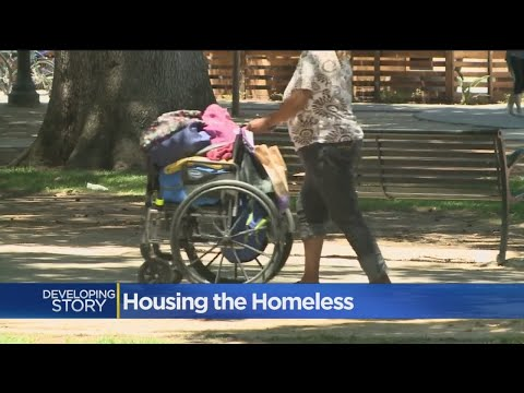 Neighbors Say Sacramento Homeless Shelter Plan Won't Solve Problem