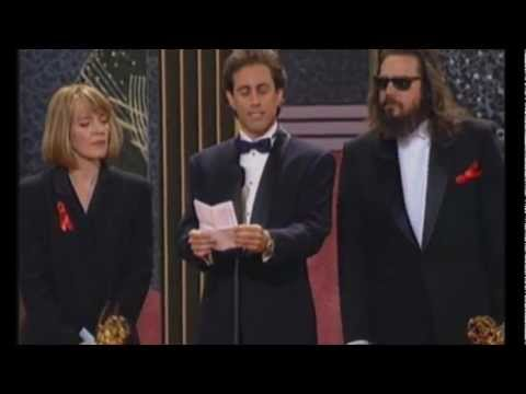 Larry Charles Emmys speach