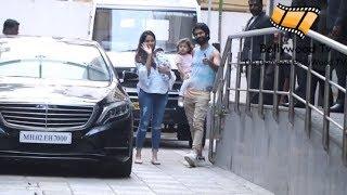 Shahid Kapoor And Mira Rajput With New Born Baby Boy