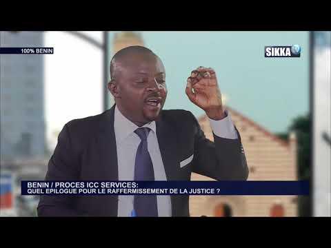100% BENIN DU 05 02 19 / PROCES ICC SERVICES