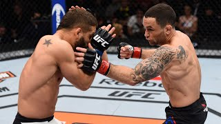 Frankie edgar, the ufc and mma legend, has fought who's who of lightweight featherweight divisions. now fighting at bantamweight, edgar looks to add ...