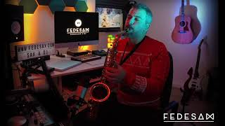 Have Yourself a Merry Little Christmas - Saxophone Cover by Fedesax