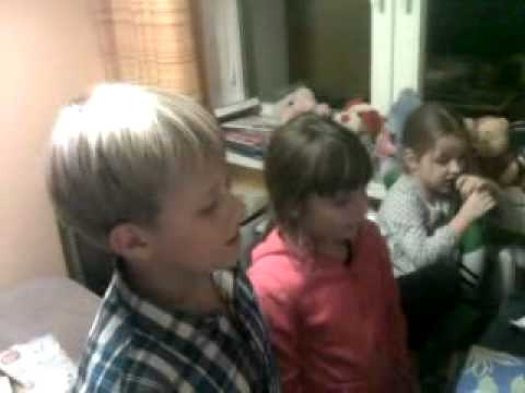 Poznańskie Karaoke - Zosia , Majka , Olaf
