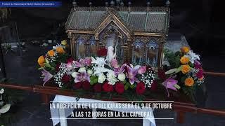 Granada recibirá las reliquias de Santa Bernardita