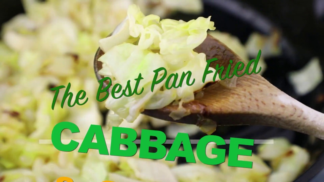 Easy Caramelized Cabbage