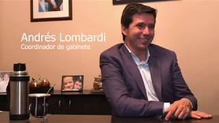 Entrevista a Andres Lombardi
