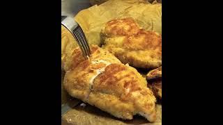 Куриные кармашки с картофельным гарниром / Быстрый способ приготовления / Кухня / Рецепты