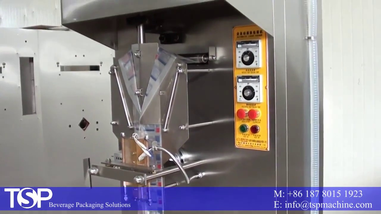 Nigeria Small Bag Filling and Sealing Machine, Sachet Water Filling and  Packaging Machine