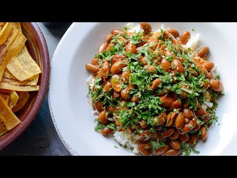 "CubanStyle Braised Almond ""Beans"" with Chef John McConnell of Clif Family Winery"