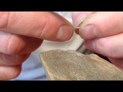 Серьги с янтарём в серебре