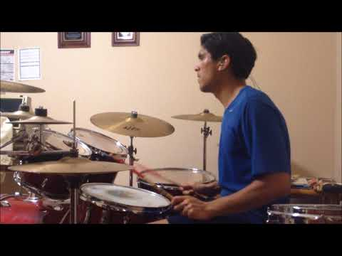 Gloria Trevi - Los Borregos (Drum Cover)