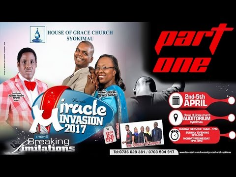 Power of Confrontation (Part 1 of 3) - Apostle Richard Jerome (HoG Syokimau)
