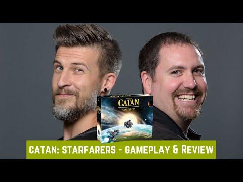 Download Catan: Starfarers - Gameplay & Review