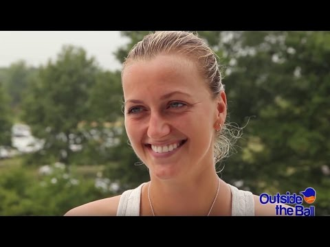 Wimbledon Champion Petra Kvitova's Favorite Singer is a Punk Rock Pop Star