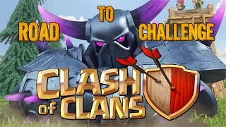 Road To Challenge #2 - Prendi Quei Goblin - Clash of Clans ITA