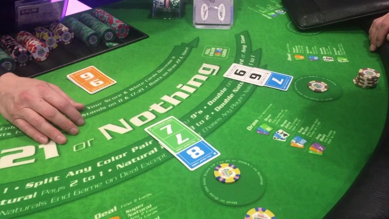 Casino game inventions
