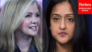 """No One Knows What She Would Do"": Marsha Blackburn Pushes For No Vote on Vanita Gupta"