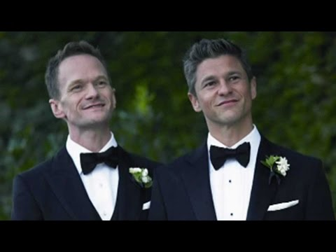 Neil Patrick Harris' Touching Wedding | TODAY