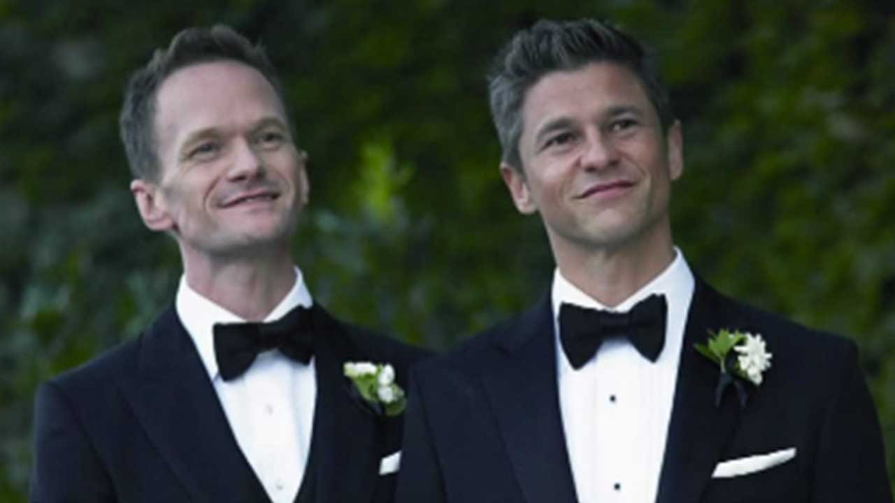 Neil Patrick Harris' Touching Wedding