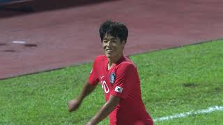 Download Video Korea Republic 3-0 Australia (AFC U16 Malaysia 2018 : Group Stage) MP3 3GP MP4