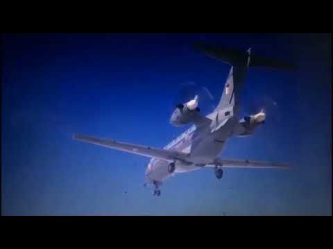 SARAS PT1N First flight