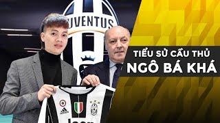 Juventus CHÍNH THỨC công bố siêu bom tấn mang tên NGÔ BÁ KHÁ