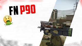 Скачать Warface FN P90 Another Horrible Gun