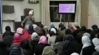 Gulshan-e-Waqfe Nau (Nasirat) Class: 2nd January 2010 - Part 4 (Urdu)